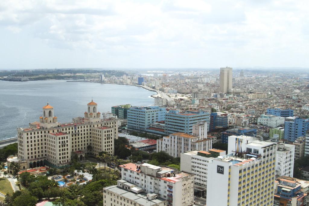 "The ""smile"" of Havana"